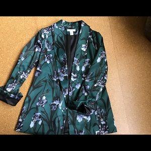 H&M Kimono Blazer + Belt